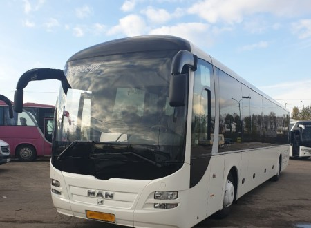 Автобус МАН фото 1