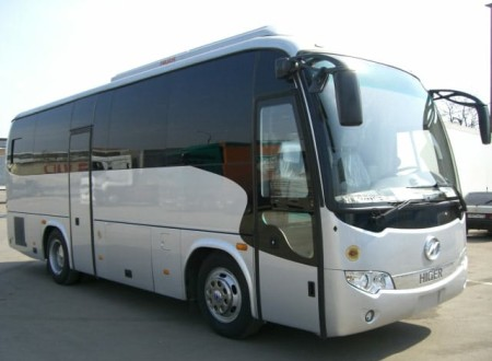 Автобус Хайгер фото 1