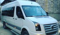 Микроавтобус  Фольксваген Крафтер (Турист) фото 1